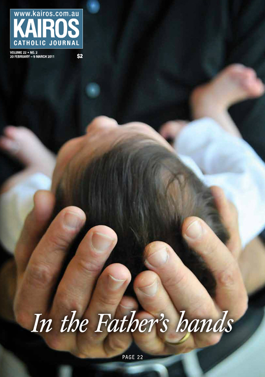 Kairos_2011_Issue2_Father's Hand_Front