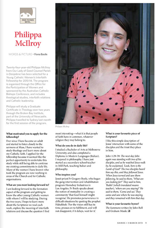 Kairos_2013_Issue3_Philippa McIlroy