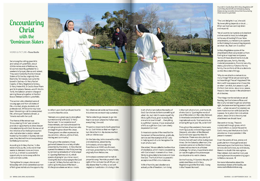 Kairos_2015_Issue17_Dominican Sisters text