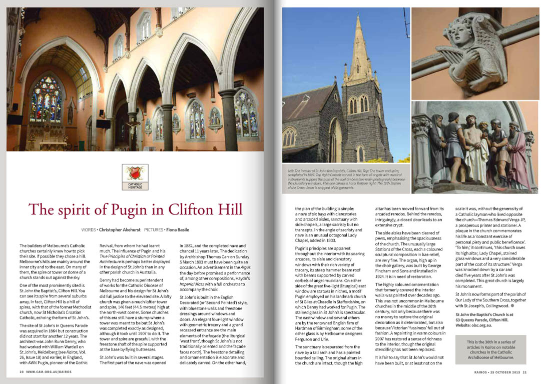 Kairos_2015_Issue20_St John's Clifton Hill