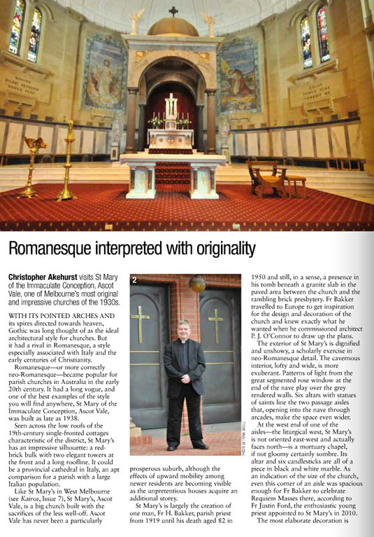 Kairos_2012_ISsue12_St Mary's Fawkner