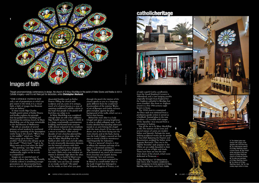 Kairos_2012_Issue11_Mary MacKillop Kealba