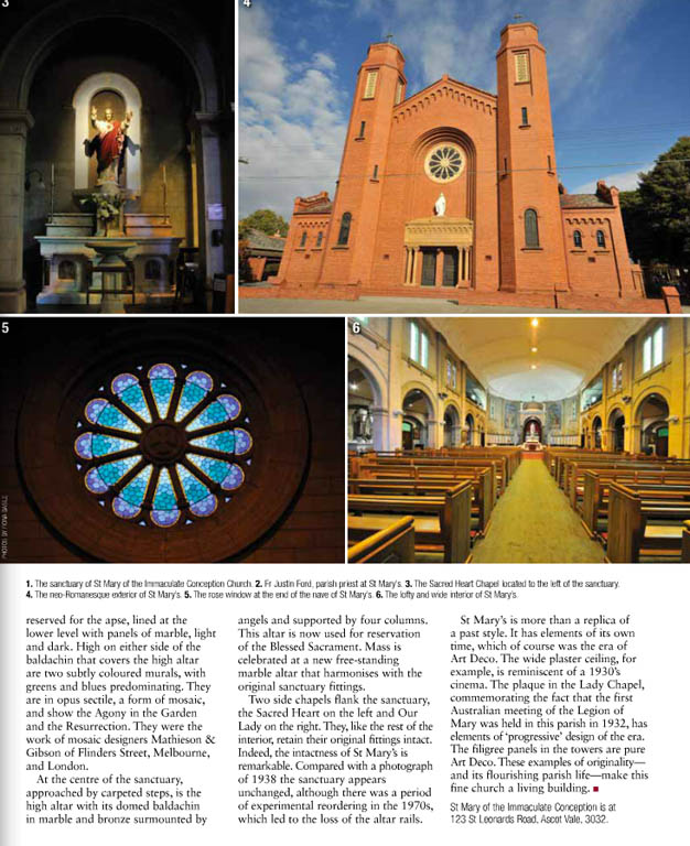 Kairos_2012_Issue12_St Mary's Fawkner p2