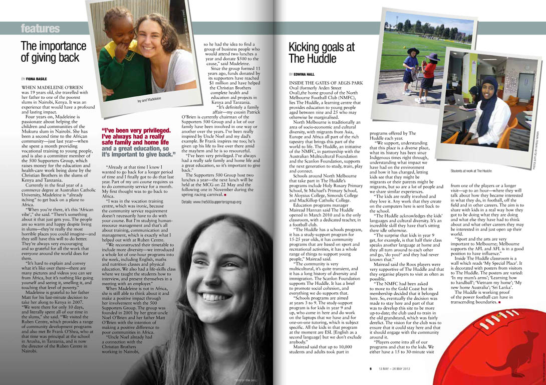 Kairos_2012_Issue8_Madeleine O'Brien