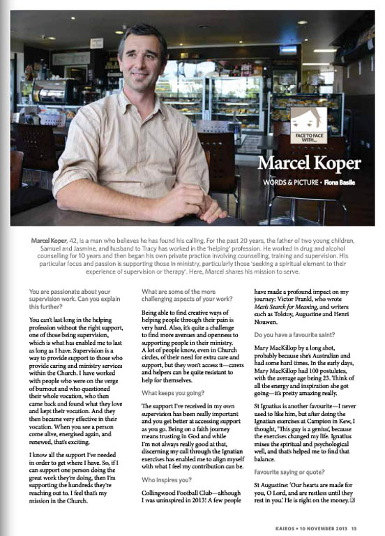 Kairos_2013_ISsue21_Marcel Koper