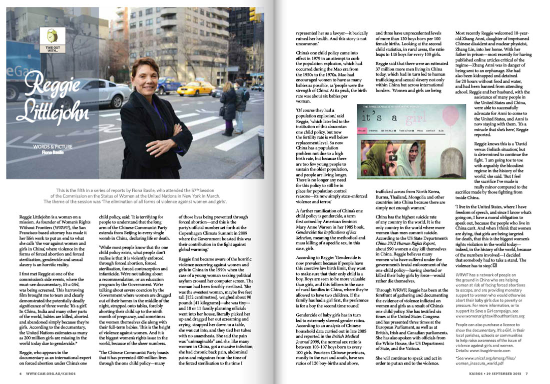 Kairos_2013_Issue18_Reggie Littlejohn