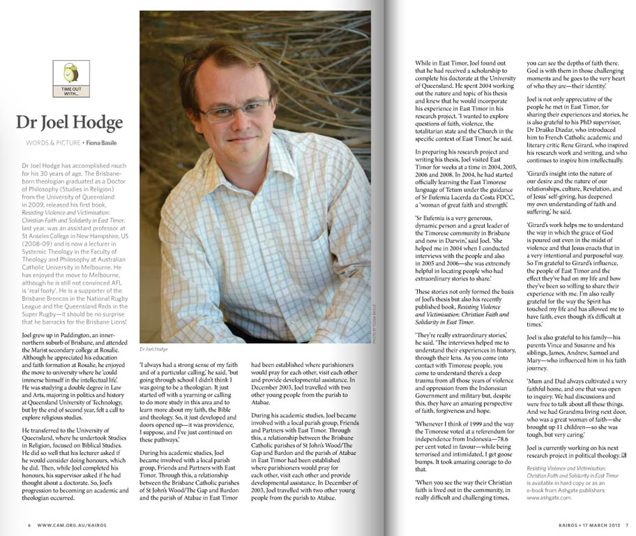 Kairos_2013_Issue4_Joel Hodge