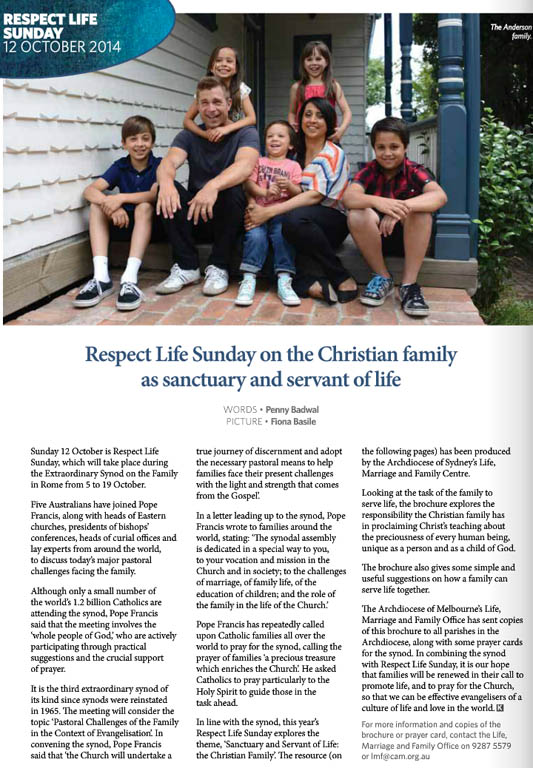 Kairos_2014_Issue19_Anderson Family