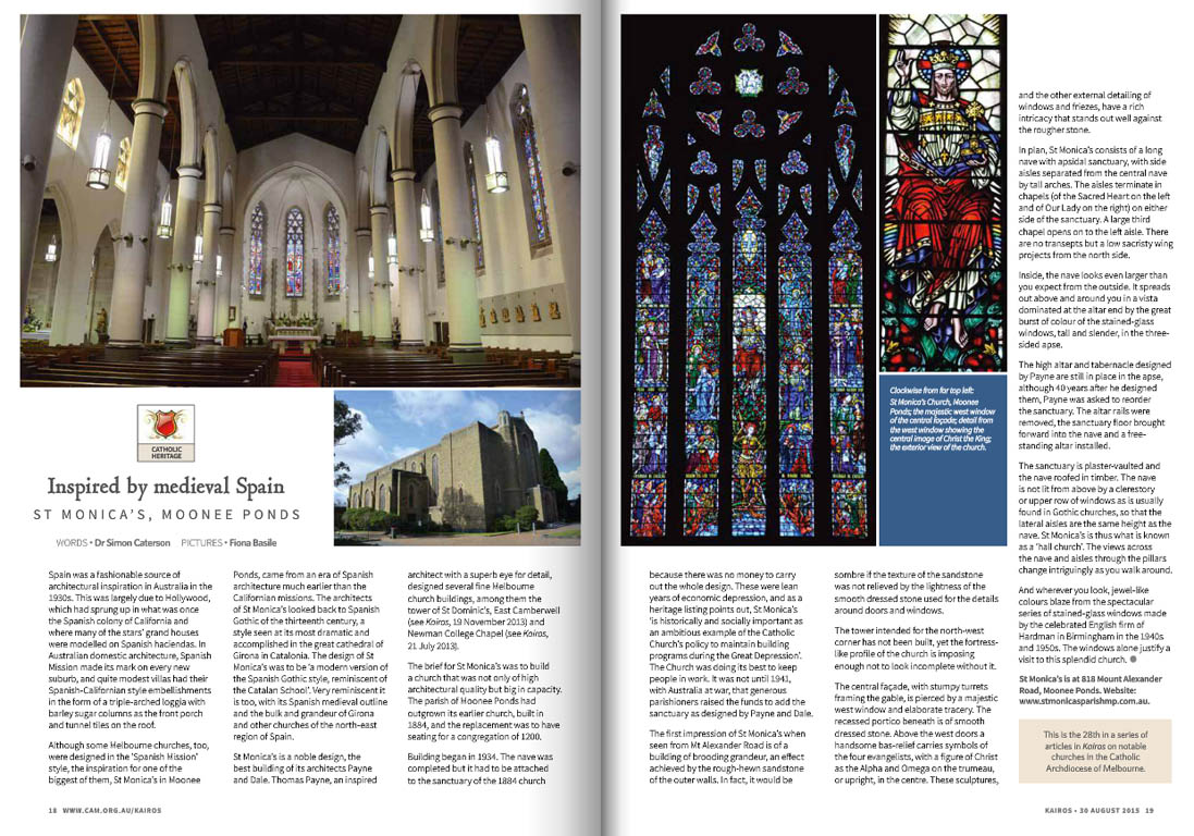 Kairos_2015_Issue16_St Monica's Moonee Ponds